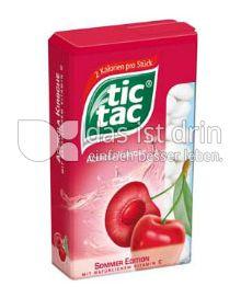 Tic Tac Inhaltsstoffe