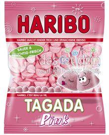 Produktabbildung: Haribo Tagada Pink 200 g