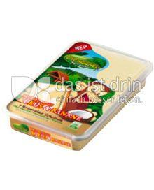 Produktabbildung: Dschungel Brotbelag Kokosscheiben Kokos & Banane 250 g