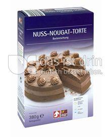 Produktabbildung: Juchem Nuss-Nougat-Torte 380 g