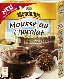 Produktabbildung: Mondamin Mousse au Chocolat