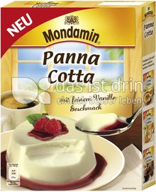 Produktabbildung: Mondamin Panna Cotta