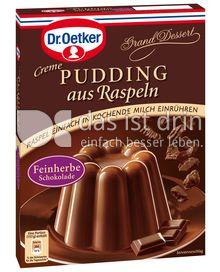 Produktabbildung: Dr. Oetker Pudding aus Raspeln Feinherb