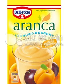 Produktabbildung: Dr. Oetker Aranca Aprikose-Maracuja