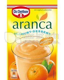 Produktabbildung: Dr. Oetker Aranca Mandarinen-Geschmack