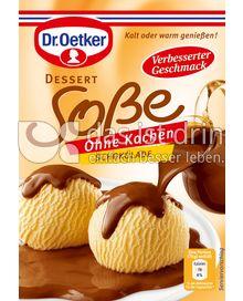Produktabbildung: Dr. Oetker Dessert-Soße Schokolade 53 g