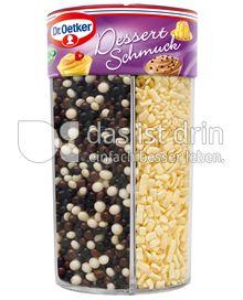 Produktabbildung: Dr. Oetker Dessertschmuck Streuselmix Schokolade