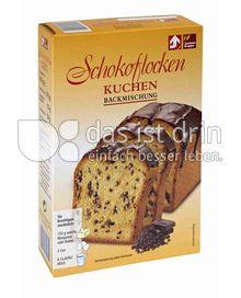 Produktabbildung: Juchem Schokoflocken Kuchen 500 g
