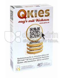 Produktabbildung: Juchem QKies - Sag's mit Keksen 320 g