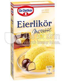 Produktabbildung: Dr. Oetker Eierlikör Mousse
