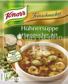 Produktabbildung: Knorr Feinschmecker Hühnersuppe Hausmacher Art 0,5 l