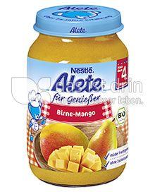 Produktabbildung: Nestlé Alete für Genießer Birne-Mango 190 g