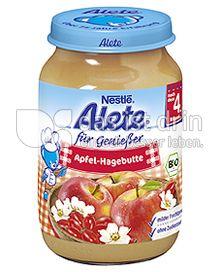 Produktabbildung: Nestlé Alete für Genießer Apfel-Hagebutte 190 g