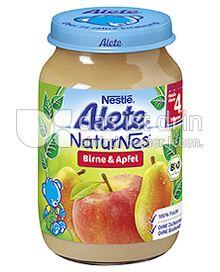 Produktabbildung: Nestlé Alete NaturNes Birne & Apfel 190 g