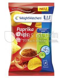 Produktabbildung: Weight Watchers Paprika Chips mild würzig 100 g