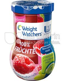 Produktabbildung: Weight Watchers Fruchtaufstrich Himbeere 185 g