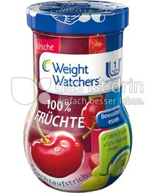 Produktabbildung: Weight Watchers Fruchtaufstrich Kirsche 185 g