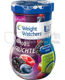 Produktabbildung: Weight Watchers Fruchtaufstrich Waldfrucht 185 g