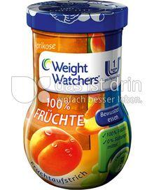 Produktabbildung: Weight Watchers Fruchtaufstrich Aprikose 185 g