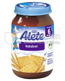 Produktabbildung: Nestlé Alete Keksbrei 190 g