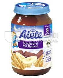 Produktabbildung: Nestlé Alete Schokobrei mit Banane 190 g