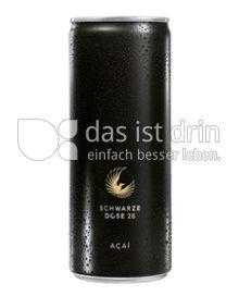 Produktabbildung: Schwarze Dose 28 Acai 250 ml