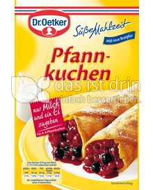 Produktabbildung: Dr. Oetker Pfannkuchen 190 g