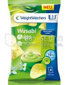 Produktabbildung: Weight Watchers Wasabi Chips 100 g