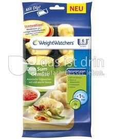 Produktabbildung: Weight Watchers Dim Sum Gemüse 280 g
