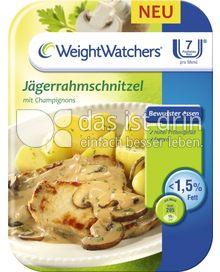 Produktabbildung: Weight Watchers Jägerrahmsschnitzel mit Champignons 400 g