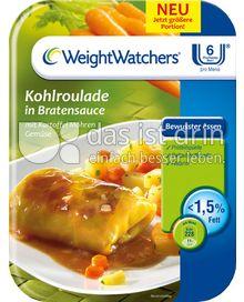 Produktabbildung: Weight Watchers Kohlroulade in Bratensauce mit Kartoffeln Möhren Gemüse 400 g