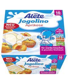 Produktabbildung: Nestlé Alete Jogolino Aprikose 400 g