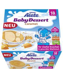 Produktabbildung: Nestlé Alete BabyDessert Caramel 400 g
