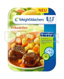 Produktabbildung: Weight Watchers Frikadellen mit Kartoffel-Möhrengemüse 400 g