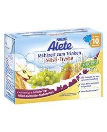 Produktabbildung: Nestlé Alete Mahlzeit zum Trinken Müsli-Traube 400 ml