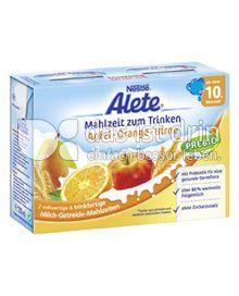 Produktabbildung: Nestlé Alete Mahlzeit zum Trinken Apfel-Orange-Birne 400 ml
