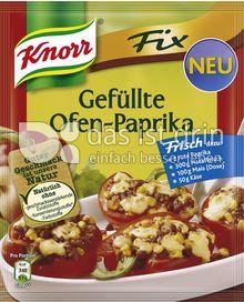 Produktabbildung: Knorr Fix Gefüllte Ofen-Paprika 43 g
