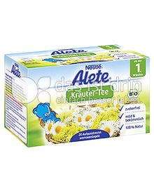 Produktabbildung: Nestlé Alete Bio Kräuter-Tee 40 g