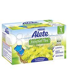 Produktabbildung: Nestlé Alete Bio Fenchel-Tee 30 g