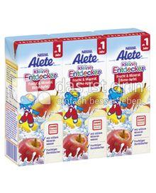 Produktabbildung: Nestlé Alete Kleine Entdecker Frucht & Mineral Birne-Apfel Multipack 600 ml
