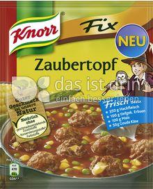 Produktabbildung: Knorr Fix Zaubertopf