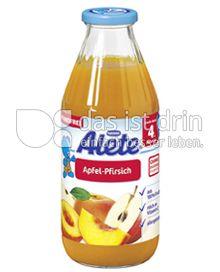 Produktabbildung: Nestlé Alete Apfel-Pfirsich 500 ml