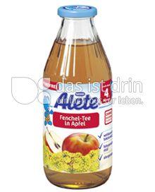 Produktabbildung: Nestlé Alete Fenchel-Tee in Apfel 500 ml