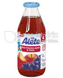 Produktabbildung: Nestlé Alete Rote Früchte-Apfel & Eisen 500 ml