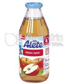 Produktabbildung: Nestlé Alete Milder Apfel 500 ml