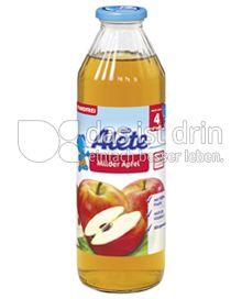 Produktabbildung: Nestlé Alete Milder Apfel 750 ml