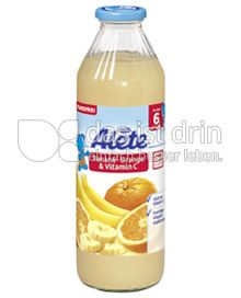 Produktabbildung: Nestlé Alete Banane-Orange & Vitamin C 750 ml