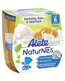 Produktabbildung: Nestlé Alete NaturNes Gemüse, Reis & Seefisch 400 g