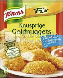 Produktabbildung: Knorr Fix Knusprige Goldnuggets 51 g