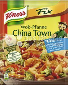 Produktabbildung: Knorr Fix Wok-Pfanne China Town 41 g